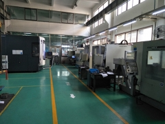 CNC center for mould